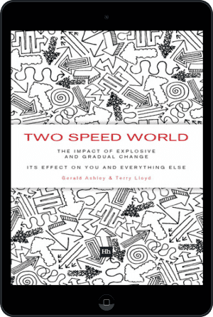 Cover of Two Speed World (Ebook - tablet) by Gerald Ashley andTerry Lloyd