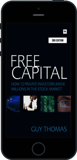 Cover of Free Capital (Ebook - phone) by Guy Thomas