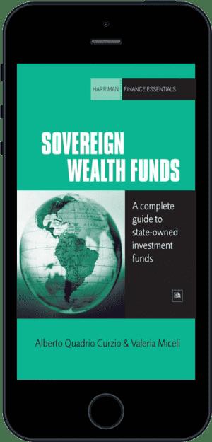 Cover of Sovereign Wealth Funds (Ebook - phone) by Alberto Quadrio Curzio andValeria Miceli