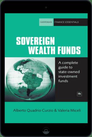 Cover of Sovereign Wealth Funds (Ebook - tablet) by Alberto Quadrio Curzio andValeria Miceli