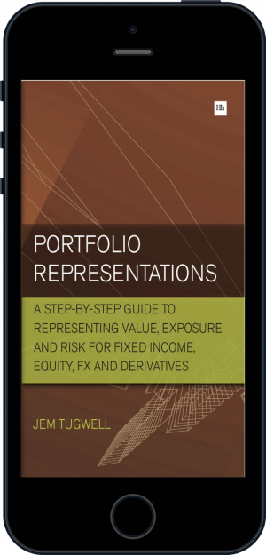 Cover of Portfolio Representations (Ebook - phone) by Jem Tugwell