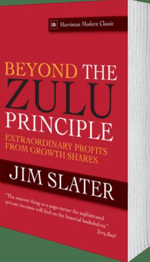 Cover of Beyond The Zulu Principle (Hardback) by Jim Slater