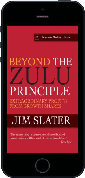 Cover of Beyond The Zulu Principle (Ebook - phone) by Jim Slater