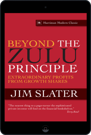 Cover of Beyond The Zulu Principle (Ebook - tablet) by Jim Slater