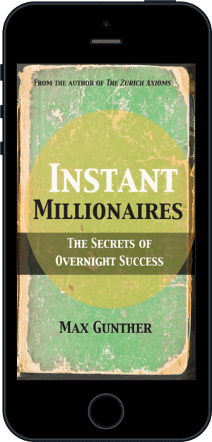 Cover of Instant Millionaires (Ebook - phone) by Max Gunther