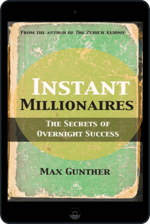 Cover of Instant Millionaires (Ebook - tablet) by Max Gunther