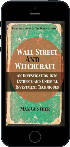 Cover of Wall Street and Witchcraft (Ebook - phone) by Max Gunther