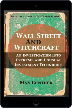 Cover of Wall Street and Witchcraft (Ebook - tablet) by Max Gunther