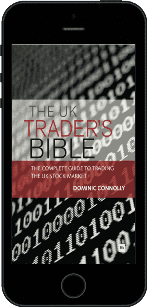 Cover of The UK Trader's Bible (Ebook - phone) by Dominic Connolly