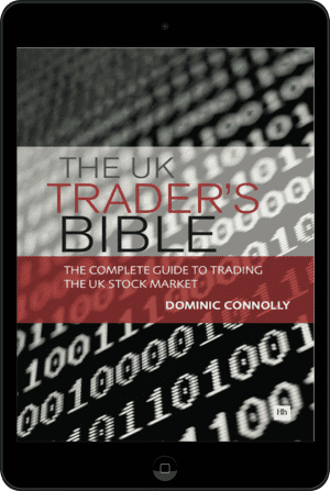 Cover of The UK Trader's Bible (Ebook - tablet) by Dominic Connolly