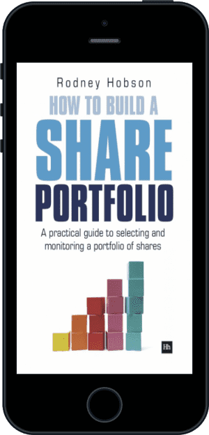 Cover of How to Build a Share Portfolio (Ebook - phone) by Rodney Hobson