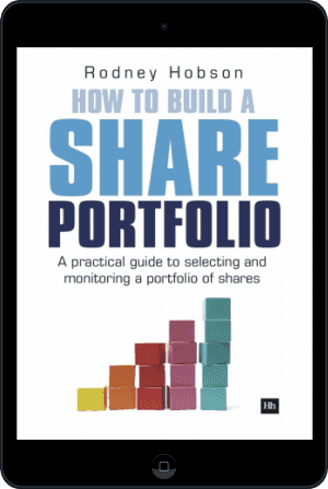 Cover of How to Build a Share Portfolio (Ebook - tablet) by Rodney Hobson