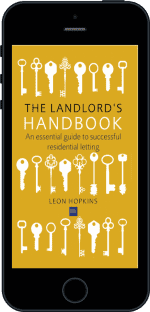 Cover of The Landlord's Handbook by Leon Hopkins