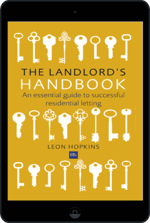 Cover of The Landlord's Handbook (Ebook - tablet) by Leon Hopkins