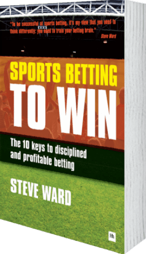 Cover of Sports Betting to Win (Paperback) by Steve Ward