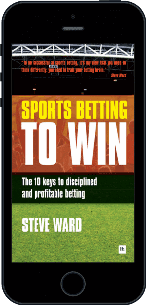 Cover of Sports Betting to Win (Ebook - phone) by Steve Ward