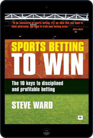 Cover of Sports Betting to Win (Ebook - tablet) by Steve Ward