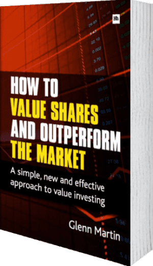Cover of How to Value Shares and Outperform the Market (Paperback) by Glenn Martin