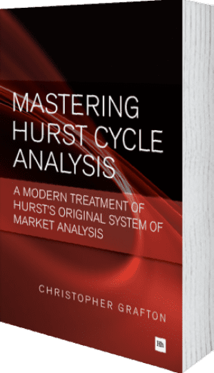 Cover of Mastering Hurst Cycle Analysis (Paperback) by Christopher Grafton
