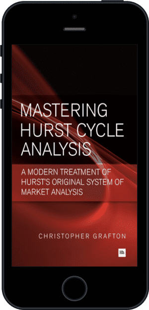 Cover of Mastering Hurst Cycle Analysis (Ebook - phone) by Christopher Grafton