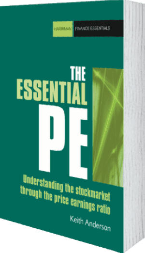 Cover of The Essential P/E (Paperback) by Keith Anderson
