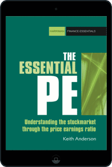 Cover of The Essential P/E by Keith Anderson