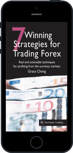 Cover of 7 Winning Strategies For Trading Forex (Ebook - phone) by Grace Cheng