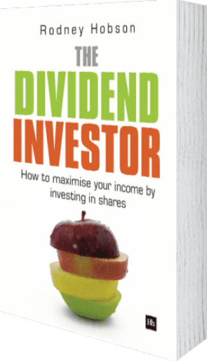 Cover of The Dividend Investor (Paperback) by Rodney Hobson