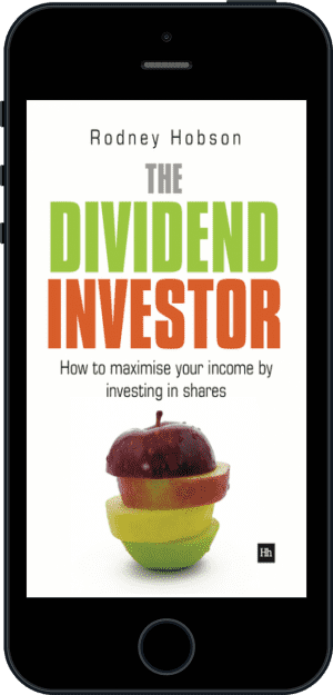 Cover of The Dividend Investor (Ebook - phone) by Rodney Hobson