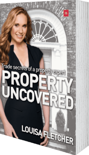 Cover of Property Uncovered by Louisa Fletcher