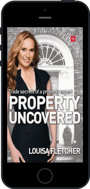 Cover of Property Uncovered (Ebook - phone) by Louisa Fletcher