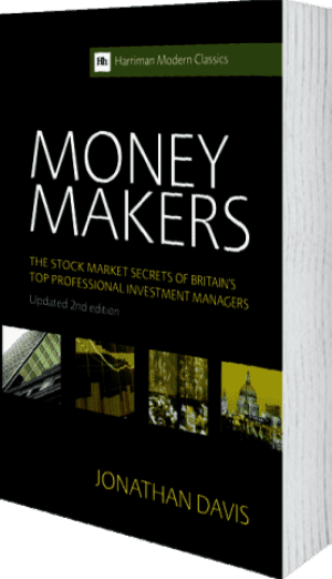 Cover of Money Makers (Paperback) by Jonathan Davis