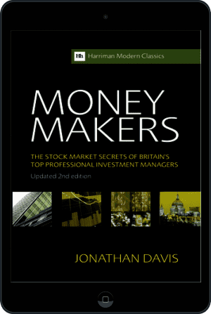 Cover of Money Makers (Ebook - tablet) by Jonathan Davis