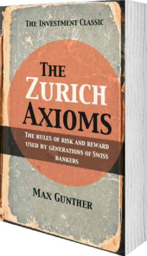 Cover of The Zurich Axioms by Max Gunther