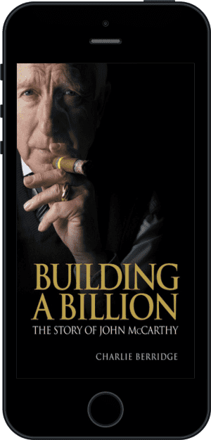 Cover of Building a Billion (Ebook - phone) by Charlie Berridge