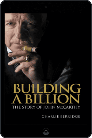 Cover of Building a Billion (Ebook - tablet) by Charlie Berridge