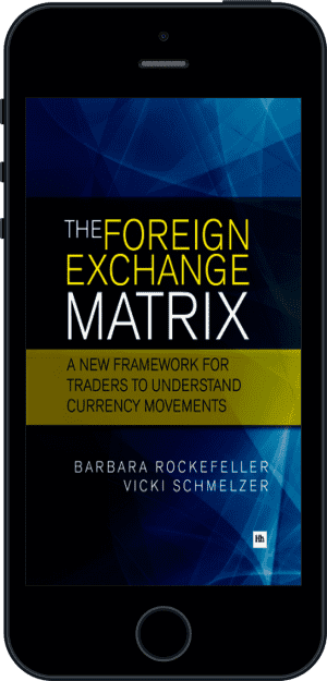 Cover of The Foreign Exchange Matrix (Ebook - phone) by Barbara Rockefeller and Vicki Schmelzer