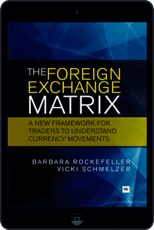 Cover of The Foreign Exchange Matrix (Ebook - tablet) by Barbara Rockefeller and Vicki Schmelzer