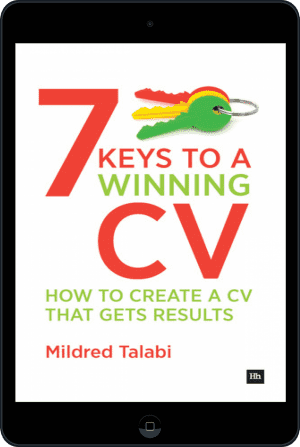 Cover of 7 Keys to a Winning CV (Ebook - tablet) by Mildred Talabi
