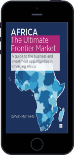 Cover of Africa - The Ultimate Frontier Market by David Mataen