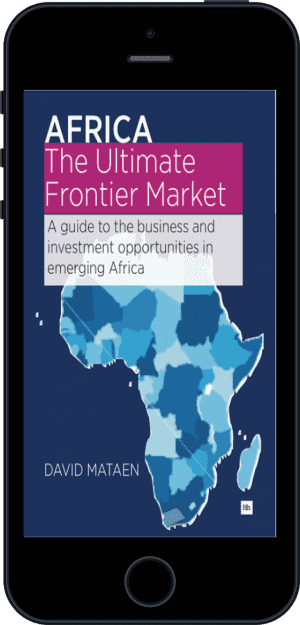 Cover of Africa - The Ultimate Frontier Market (Ebook - phone) by David Mataen