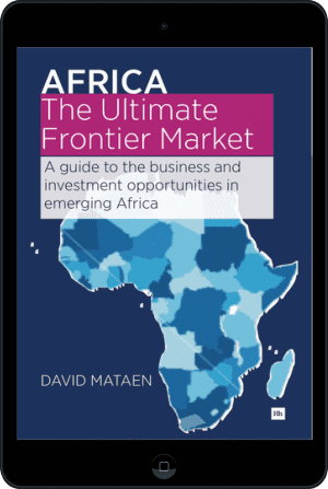 Cover of Africa - The Ultimate Frontier Market (Ebook - tablet) by David Mataen