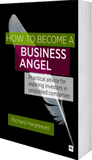 Cover of How To Become A Business Angel by Richard Hargreaves