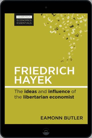 Cover of Friedrich Hayek (Ebook - tablet) by Eamonn Butler