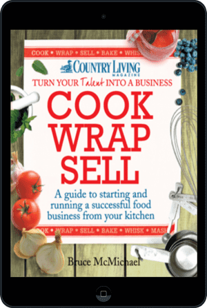 Cover of Cook Wrap Sell (Ebook - tablet) by Bruce McMichael