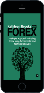 Cover of Kathleen Brooks on Forex by Kathleen Brooks