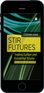 Cover of STIR Futures by Stephen Aikin