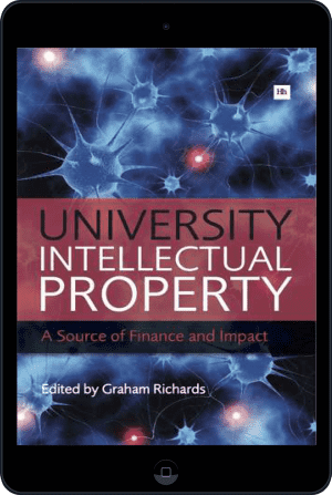 Cover of University Intellectual Property (Ebook - tablet) by Graham Richards