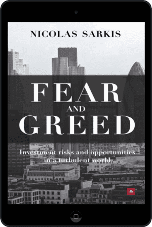 Cover of Fear and Greed (Ebook - tablet) by Nicolas Sarkis