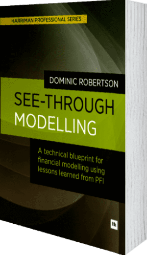 Cover of See-Through Modelling (Paperback) by Dominic Robertson